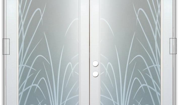 рисувано стъкло по поръчка от мебели Ventoriya Бургас