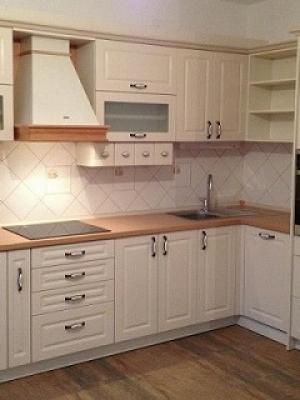 класическа кухня бургас вентория мебели